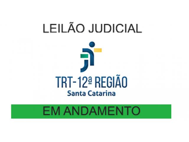 LEILÃO DA 5ª VARA DO TRABALHO DE FLORIANÓPOLIS/SC