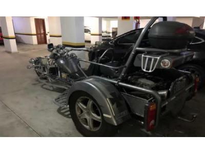 LOTE  - Triciclo Protótipo Artesanal