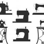 Máquina de costura industrial, marca Kansai Special, cobertura, modelo: W 8103 D